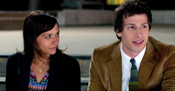 Celeste and Jesse Forever (Rashida Jones and Andy Samberg)