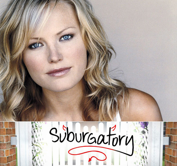 Malin Akerman cast on 'Suburgatory' as Tessa's Mom