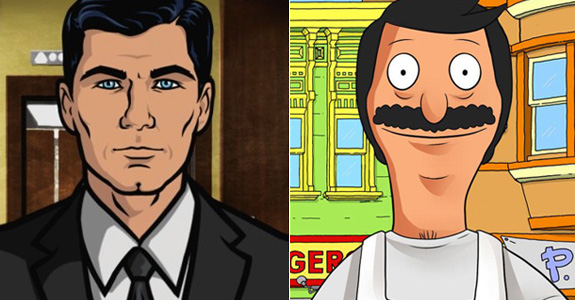Here comes an Archer / Bob's Burgers crossover!