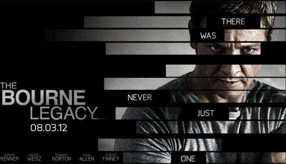Box Office: The Bourne Legacy is tops!