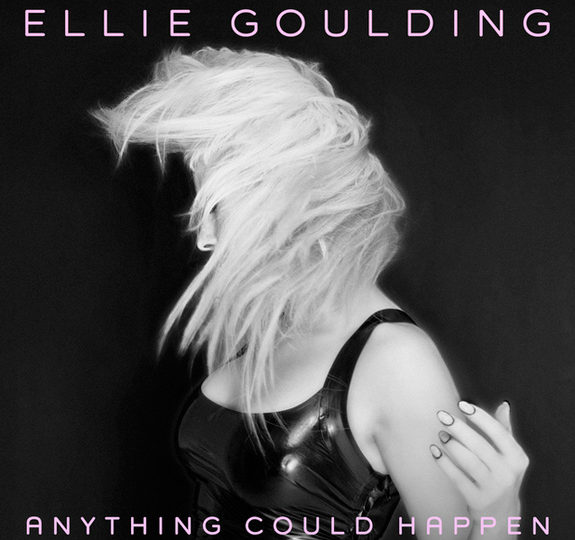 "Ellie Goulding's new single ""Anything Could Happen"""