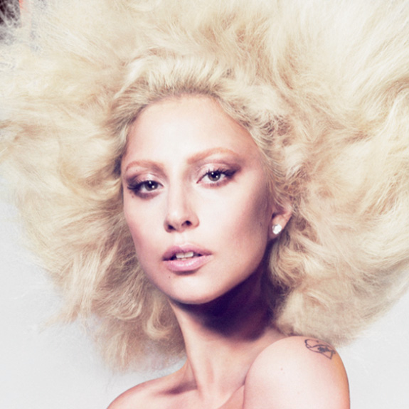 Lady Gaga - Vogue magazine