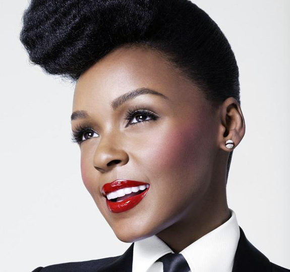 Janelle Monáe is a new CoverGirl