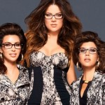 Kim, Khloé and Kourtney Kardashian