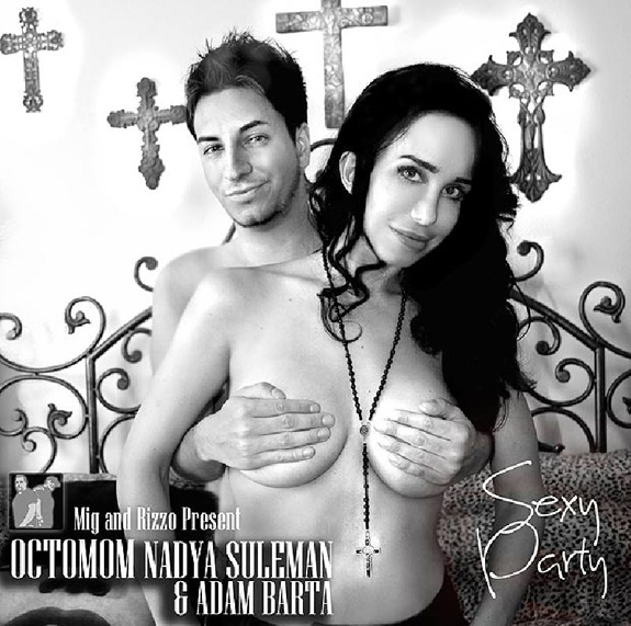 Nadya 'Octomom' Suleman