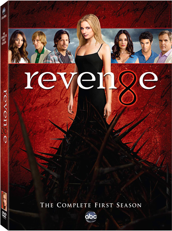 Revenge Season One DVD
