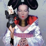 Lady Gaga and Björk