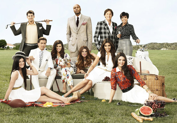 Who watched the season finale of 'Keeping Up With The Kardashians'?