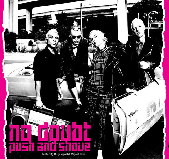 """Video: No Doubt's """"Push and Shove"""""""