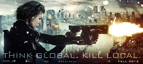 Box Office: 'Resident Evil: Retribution' wins big!