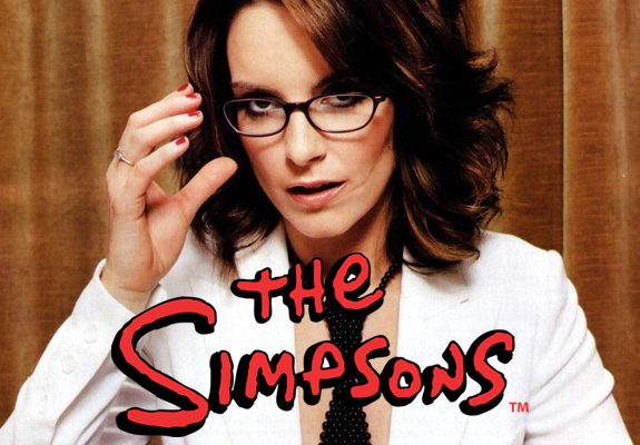 Tina Fey set to guest star on 'The Simpsons'