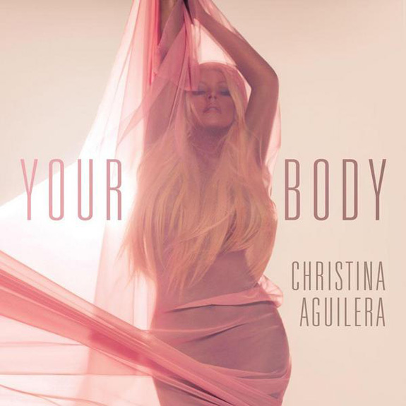 "Christina Aguilera ""Your Body"""
