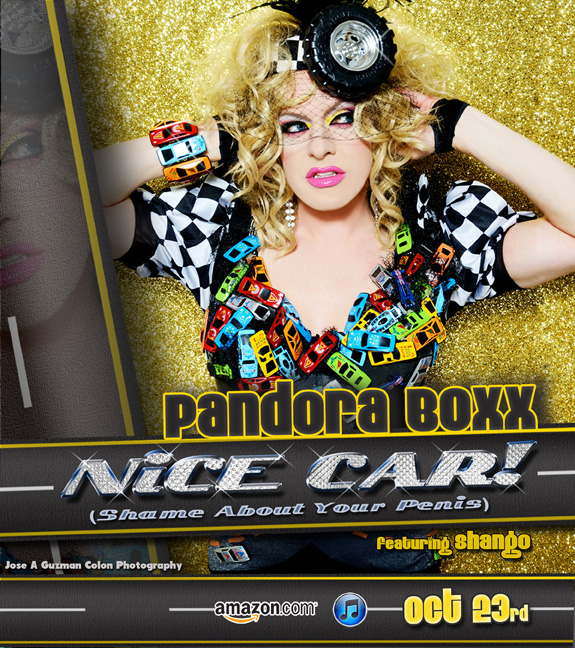 "Pandora Boxx ""Nice Car! (Shame About Your Penis)"""