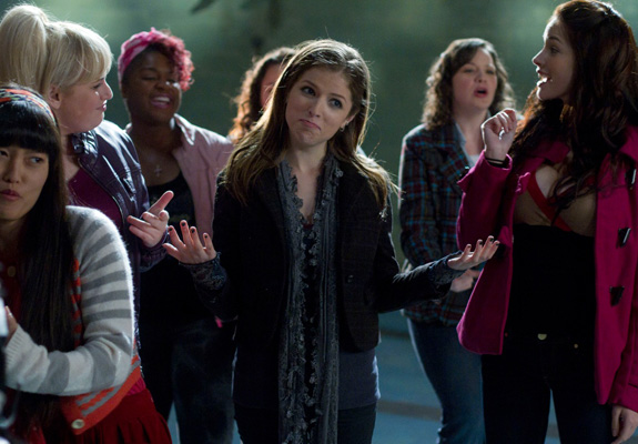 Anna Kendrick in 'Pitch Perfect'