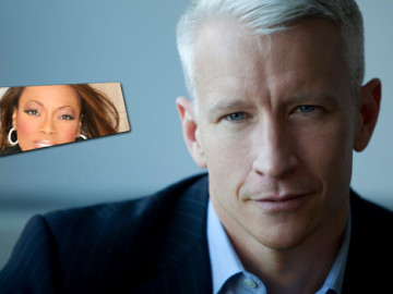 Anderson Cooper throws it back at Star Jones!