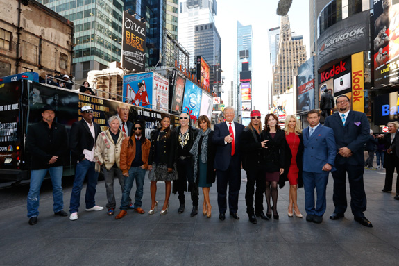 Who will be on 'All-Star Celebrity Apprentice'?