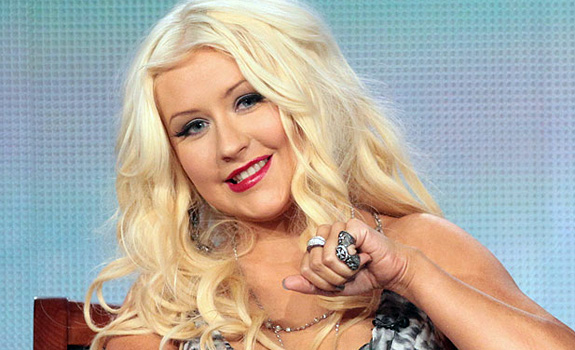 Christina Aguilera: I'm fat, get over it!