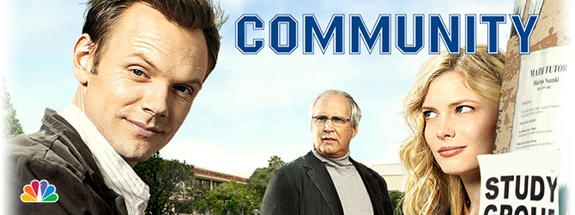 'Community' will premiere … someday