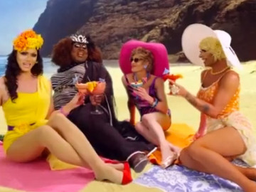 RuPaul's Drag Race Queens: Shantay your stay!