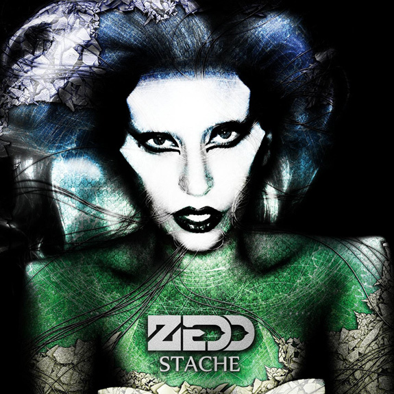 "Zedd and Lady Gaga ""Stache"""