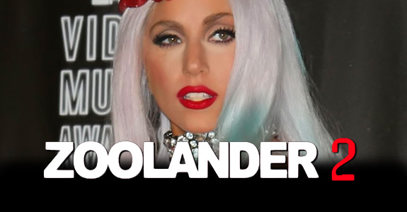 Lady Gaga in 'Zoolander 2'