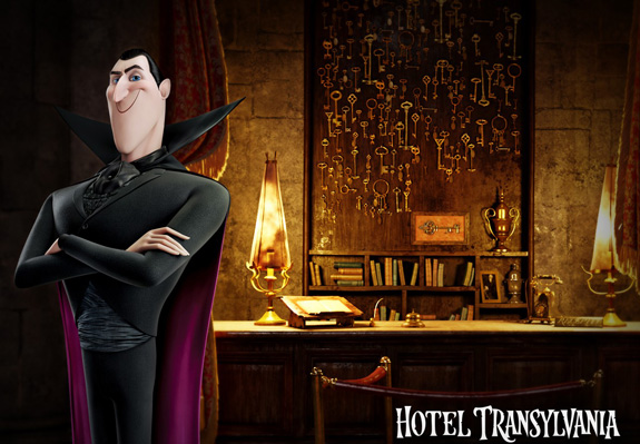 Box Office: Hotel Transylvania checks in at #1