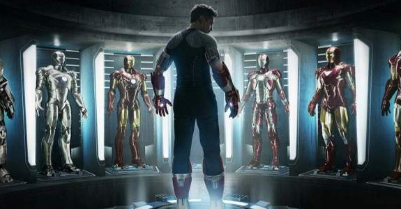 There's a new trailer out for 'Iron Man 3'