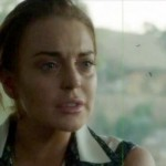 Lindsay Lohan in &#039;The Canyons&#039;