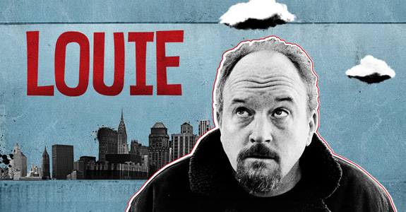 Louis C.K.'s 'Louie' isn't returning until 2014!