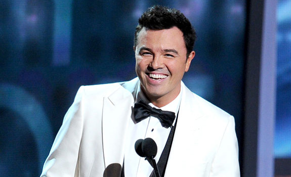 Seth MacFarlane is going to host the Oscars!