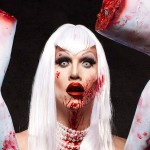 Sharon Needles for PETA