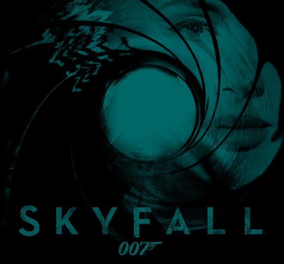 "Adele's ""Skyfall"" is here!"