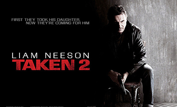Box Office: 'Taken 2' is tops!