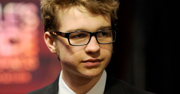 Angus T. Jones thinks 'Two and a Half Men' is filth