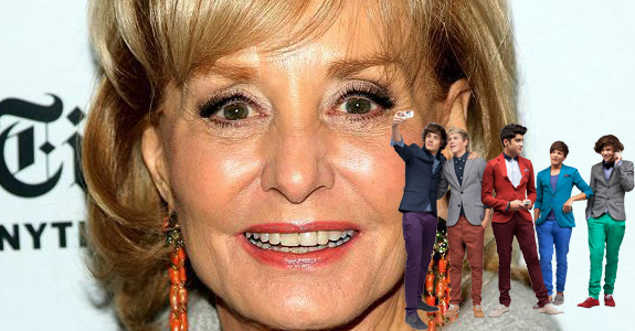 Barbara Walters' 'Most Fascinating People of 2012'