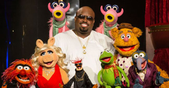"Cee Lo Green and The Muppets ""All I Need Is Love"""