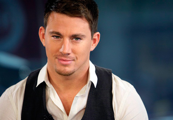 Channing Tatum loves prosthetic penises!