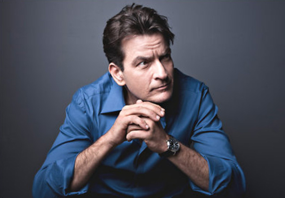 Charlie Sheen's craziness has resurfaced!