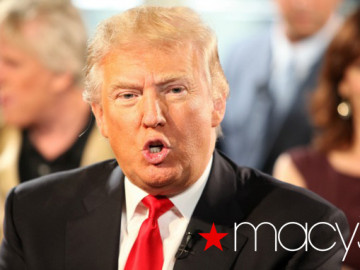 People are urging Macy's to dump Donald Trump!