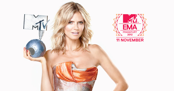 The 2012 MTV Europe Music Awards happened