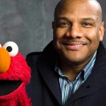 Elmo and Kevin Clash