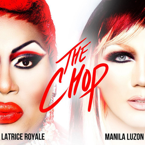 Latrice Royale and Manila Luzon