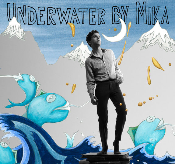 "Video: Go ""Underwater"" with cutie Mika!"