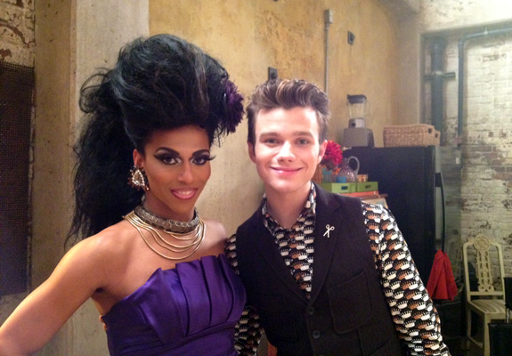'Glee' had a Kiki with Sarah Jessica Parker and Shangela!
