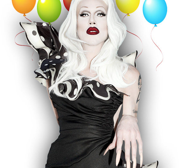 Happy Birthday Sharon Needles!