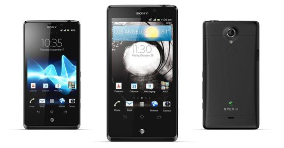 Sony Xperia TL