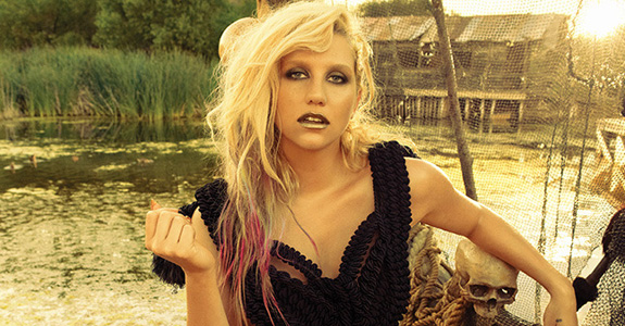 Ke$ha is a bastion of rational advice