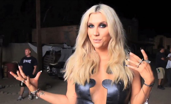 Ke$ha is pretty much full of it