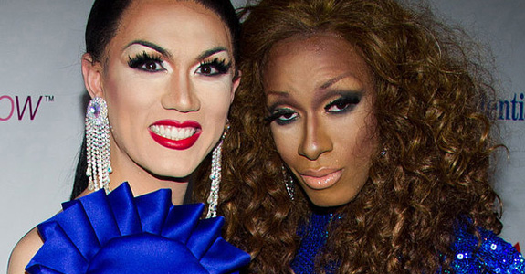 Manila Luzon and Sahara Davenport