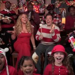 Mariah Carey, Jimmy Fallon and The Roots